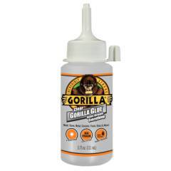 "חדש! דבק גורילה שקוף רב שימושי 110 מ""ל Clear Gorilla Glue"